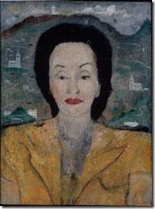 GUIGNARD, Alberto da Veiga - Retrato de Lúcia Machado de Almeida